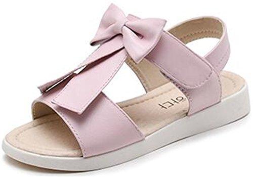 ppxid-girls-sweet-bowknot-casual-sandbeach-skidproof-princess-sandals-pink-25-us-size