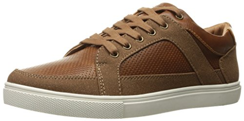 Ringer Mens Brown (Madden Men's M-Ringer Fashion Sneaker, Cognac, 9 M US)