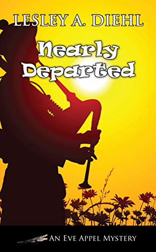Nearly Departed (An Eve Apple Mystery Book 7) by [Diehl, Leslie]