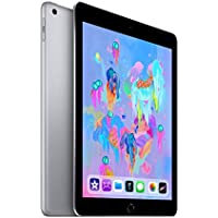 "Apple iPad 9.7"" 128GB Wi-Fi Tablet (Latest Model)"