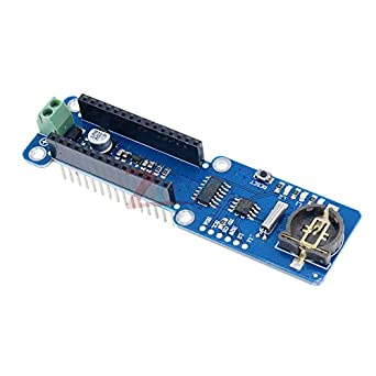 Nano V3.0 3.0 Data Record Logging Shield Module for Arduino Nano Recorder 3.3V with SD Card Interface Module RTC Real Time Clock