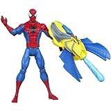 Hasbro The Amazing Spider-Man Comic Series Mega Cannon Spider-Man Action Figure