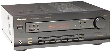amazon com hi fi pioneer vsx d409 500 watt 5 1 channel av stereo rh amazon com Pioneer VSX 1123 Pioneer VSX 1123