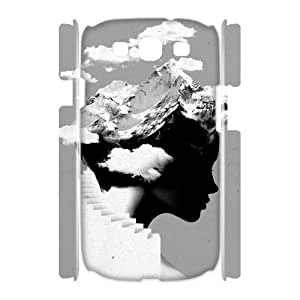 Custom New Case for Samsung Galaxy S3 I9300 3D, Dream Theory Phone Case - HL-R652975