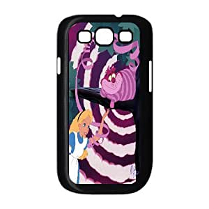 High Quality -ChenDong PHONE CASE- For Samsung Galaxy S3 -Cheshire Cat & Alice in Wonderland-UNIQUE-DESIGH 8