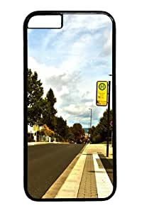 Bus Stop Shelter PC Case Cover for iphone 5 5s inch Black