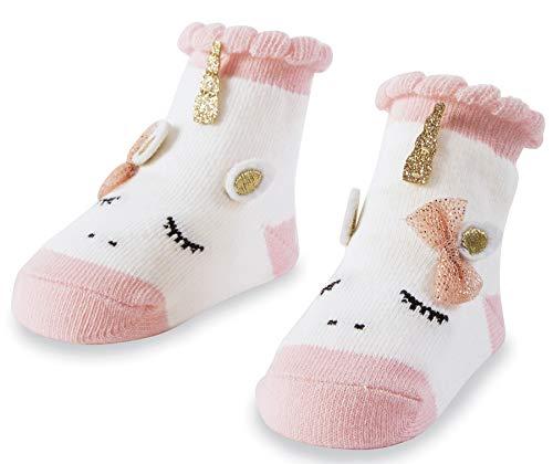 Mud Pie Unicorn Sock