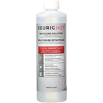 .com: keurig descaling solution for all keurig 2.0 and 1.0 k ...