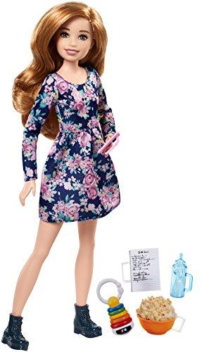 Cell Phone Barbie (Barbie Babysitters Inc. Popcorn Set)