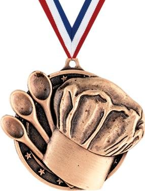 クラウンAwards Cooking Medals – 2