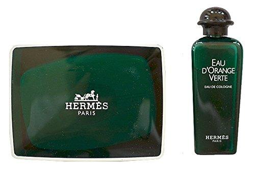 hermes-eau-dorange-verte-gift-set-cased-soap-100-grams-cologne-1-fl-oz