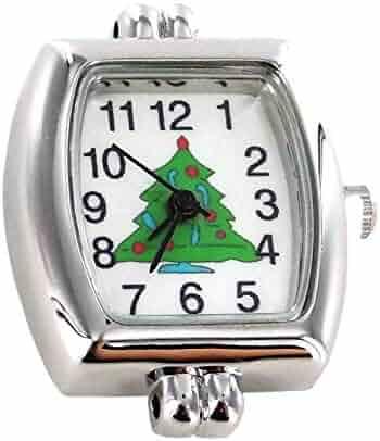 Linpeng Christmas Tree Interchangeable Watch Face, 1