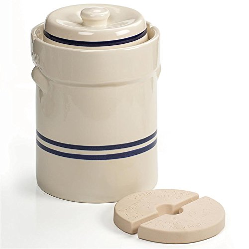 Ohio Stoneware 3 Gallon Fermentation/...