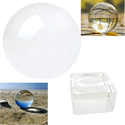 """Toowood 2.76""""(70mm) K9 Crystal Ball for Photography..."""