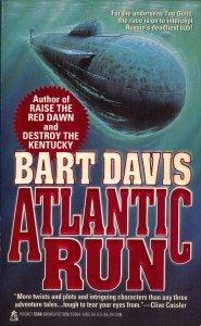book cover of Atlantic Run