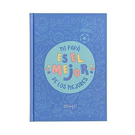 Mr. Wonderful WOA09374ES Libro para Rellenar-Mi papá Mejores