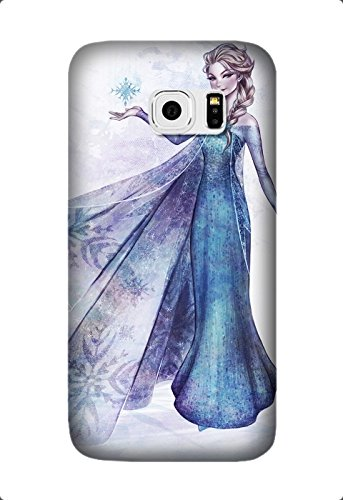 Frozen Movie TPU Cellphone Case Unique and Fashion Cover For Samsung Galaxy S6 Edge Plus/S6 Edge+ Design By [James Jones]