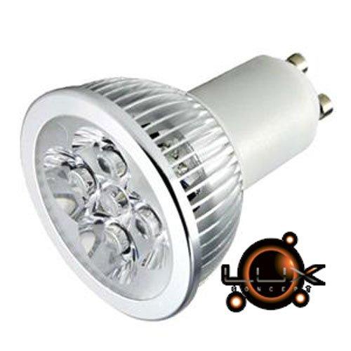 Gu10 Led Lampe Sehr Hell 4 W Led Lampe Aluminium Kalt Weiss