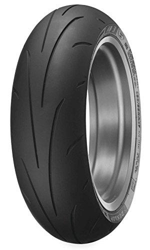 Dunlop Sportmax Q3 Rear Tire (190/50ZR17)