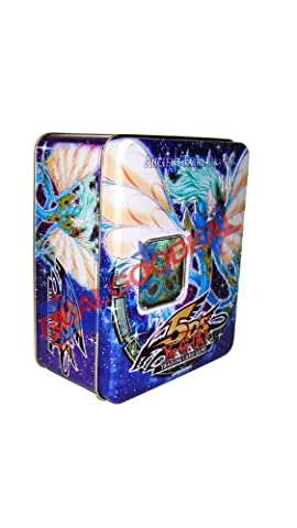 YuGiOh 5D's 2009 Collector's Tin 1st Wave Ancient Fairy Dragon Collector's Tin - Special Attack Booster Pack
