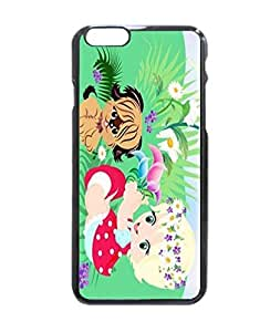 Original Design Little Girl with Puppy Art Picture Printed Hard Customized Case Cover , iphone 5c Case Cover, Protection Quique Cover, Perfect fit, Show your own personalized phone Case for iphone 5c