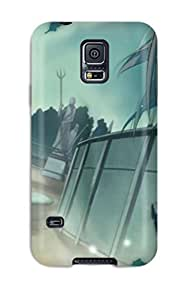 Galaxy S5 Case Cover Skin : Premium High Quality Anime Best Friends5912 Case