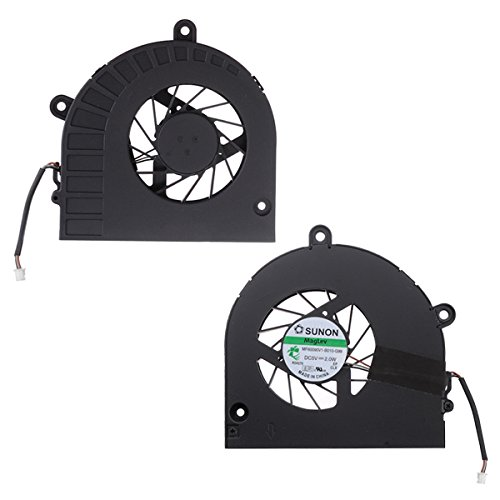 BisLinks/® For Toshiba Satellite C660 A660 A665 P755 CPU Cooling Fan Heat Sink Replecement Part DC2800091S0 B4