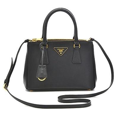 factory price 86329 d0d5f Amazon | PRADA(プラダ) 型押しカーフスキン 2WAYハンドバッグ ...