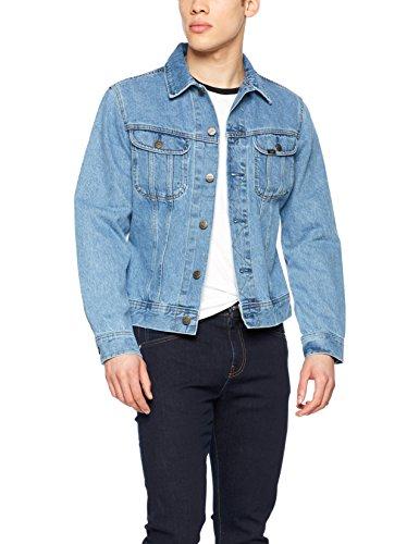 Uomo Slim Rd66 Giacca Rider Stonewash Lee super In Blu Jeans dfXqxCnw