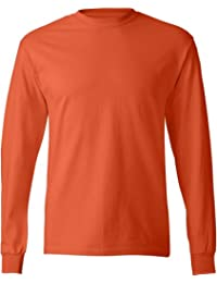 Adult Tagless Long Sleeve Tee