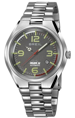Breil TW1358 Silver Steel Man Watch