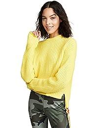 455efb42066 Amazon.com  Yellows - Sweaters   Clothing  Clothing