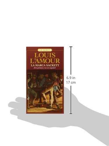 Amazon.com: La marca Sackett (Sacketts) (9780553591217): Louis LAmour: Books