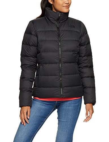 - The North Face Nuptse Jacket - Women's TNF Black Large