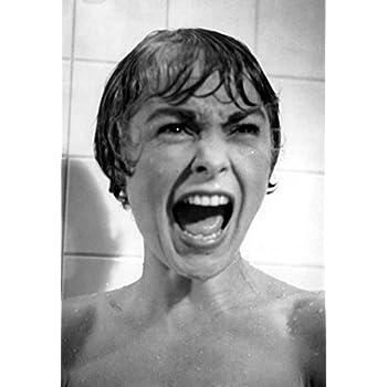 amazoncom psycho poster scream classic horror film