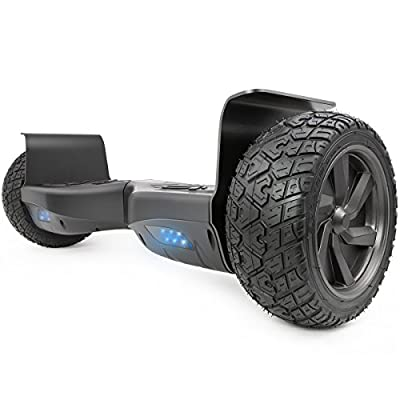 """XtremerpowerUS 8.5"""" Hoverboard w/ Bluetooth Speaker and LED Light by XtremepowerUS"""