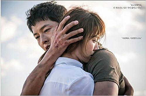 Descendants Of The Sun Photo Score Book Song Joong Ki Song