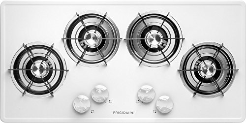 Frigidaire FFGC3603LW 36 Gas Cooktop - White by Frigidaire