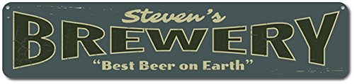 custom brewery signs - 2