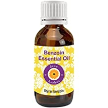 Pure Benzoin Essential Oil 50ml (Styrax benzoin)