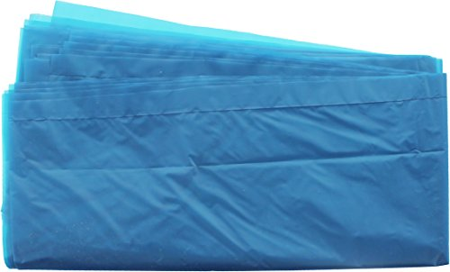 Army Universe Portable Toilet Replacement Waste Bags Sanitary Disposable Urine Doodie Feces Waste Camping Blue Garbage Bag - 8 Gallon Size - 20 - Double Waste Bags Doodie