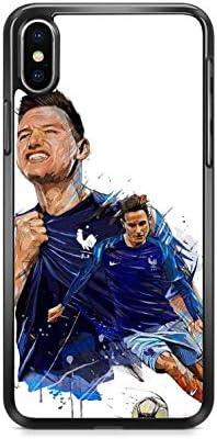 Fabriko Coque pour Apple iPhone X Florian Thauvin: Amazon.fr ...