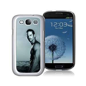 Paul Walker Samsung Galaxy S3 I9300 2D Case Hot Case For Paul Walker Fans By zeroCase WANGJING JINDA