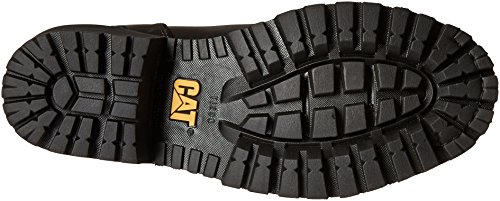 Caterpillar Mens Casebolt Waterproof Tx Steel Toe Scarpa Industriale E Da Costruzione Nera