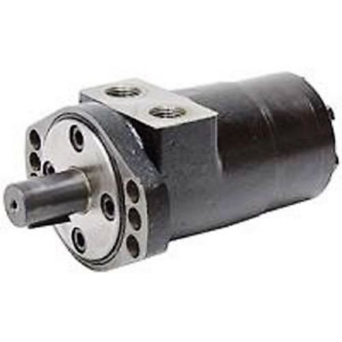 Prince Manufacturing CMM50-2RP 2 Bolt Flange Hydraulic Gerotor Motor, 3.0 cu. in. Displacement, Gloss Black
