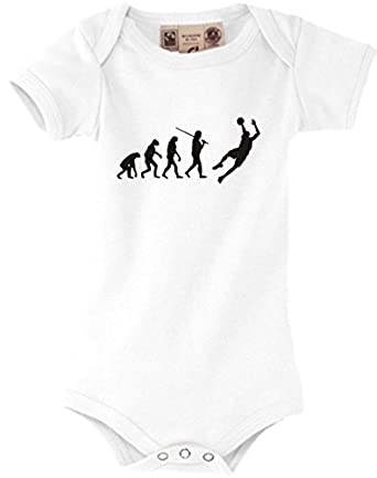 Baby Body Evolution Basketball,