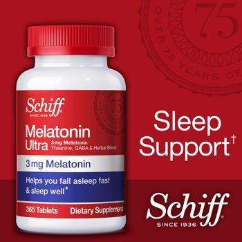 Image Unavailable. Image not available for. Color: Schiff Melatonin Ultra.