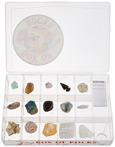 GeoCentral Box of Rocks Kit