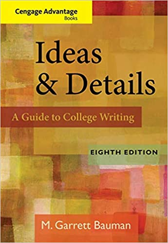 ideas and details 8th edition