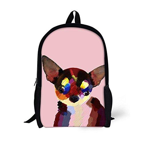 School Bags Animal Dog Boys College Bags for School Cute Shoulder 5 Book 2 Girls Cat Backpack q1vWBwE8F